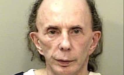 Phil Spector Mug Shots: Released! Haggard!