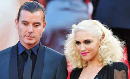 Gavin Rossdale on Gwen Stefani Divorce: ENOUGH ALREADY!