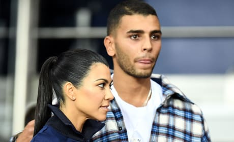 Younes Bendjima with Kourt