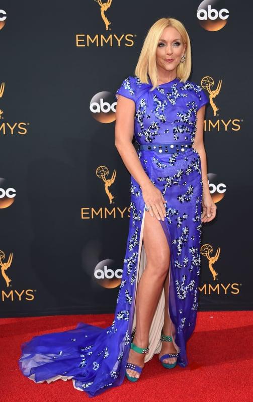 Jane Krakowski at the 2016 Emmys