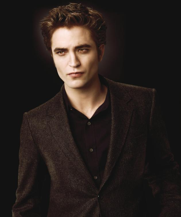 Robert Pattinson in Character