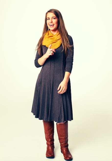 Jana duggar promo photo