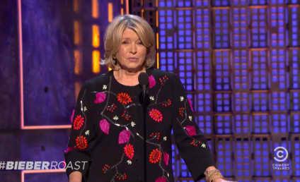 Martha Stewart OWNS the Justin Bieber Roast: Read Her Best Slams!