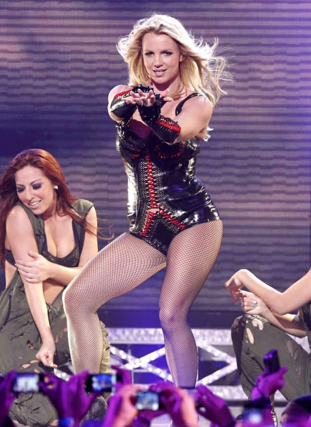 Britney Spears on GMA