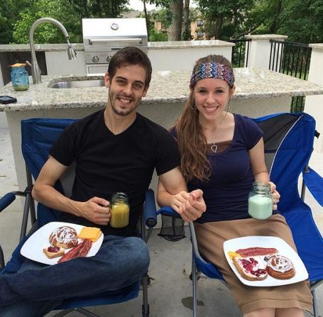 Jill Duggar with Husband Derick Dillard