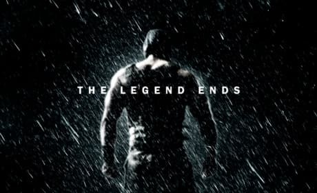 New Poster for The Dark Knight Rises