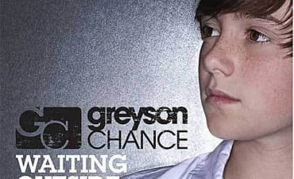 Greyson Chance Releases Album Cover, Speaks to THG