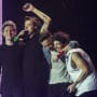 One Direction Performs at Motorpoint Arena