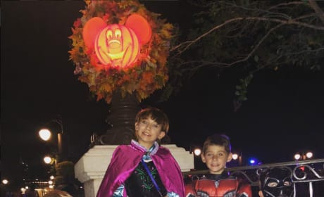 An Early Halloween