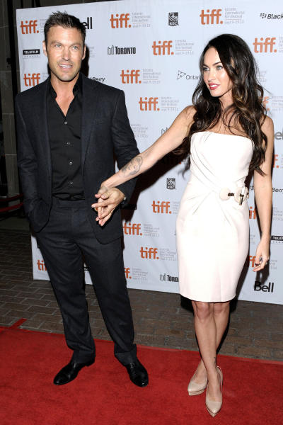 BAG and Megan Fox