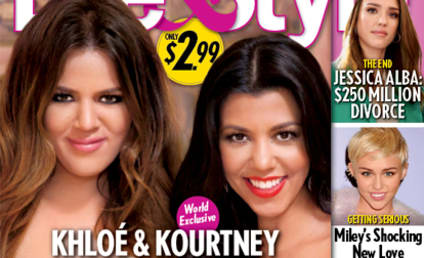 Khloe Kardashian and Kourtney Kardashian: Double Wedding on Tap?!?