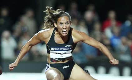 "Lolo Jones Tears Up, Defends Herself Against New York Times ""Hit Piece"""