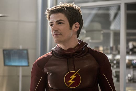 The Flash Season 2 Premiere Pic