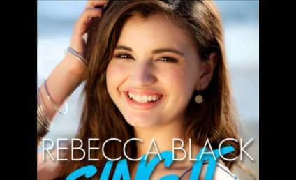 Rebecca Black Sings It: Listen Now!