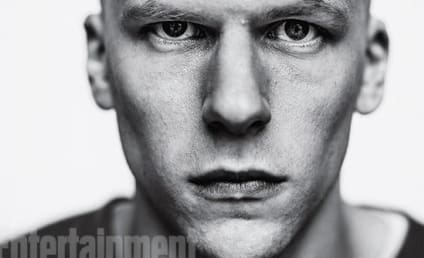 Jesse Eisenberg as Lex Luthor: First Look!