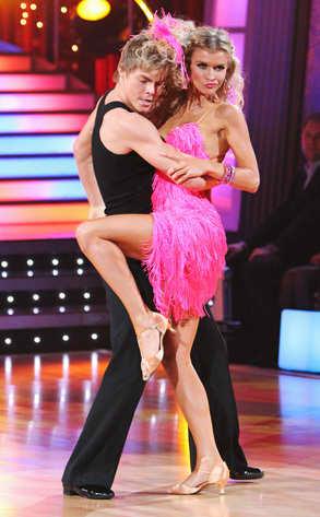 Joanna and Derek