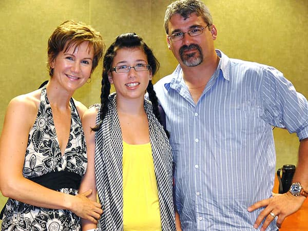 Rehtaeh Parsons, Parents