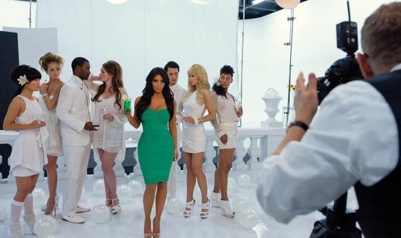 Kim Kardashian for Midori