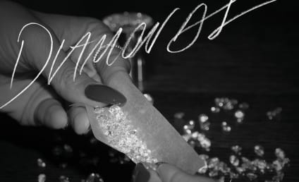 "Rihanna ""Diamonds"" Cover Art: Released!"