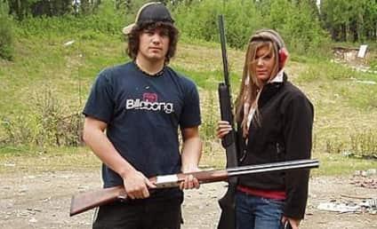 Bristol Palin Photos: Guns, Booze and Girl-on-Girl Action