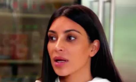 Kim Kardashian: Kanye West is an A-Hole!