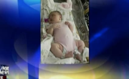13-Pound Baby Girl Delivered in Missouri