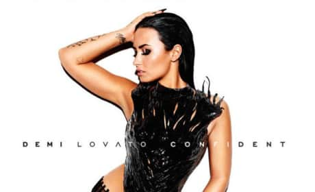Demi Lovato Album Cover Photo