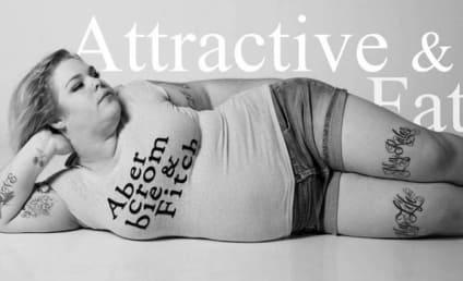 Attractive & Fat: Blogger Recreates Abercrombie Ads, Flaunts Size 22 Body