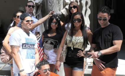 The Situation Room: Mike Sorrentino Breaks Down Jersey Shore, Living the Guido Lifestyle