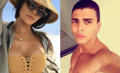 Kourtney Kardashian & Younes Bendjima: Here's How They Met!