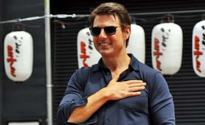 Happy 52nd Birthday, Tom Cruise!