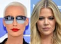Amber Rose: I'm Heartbroken for Khloe Kardashian!