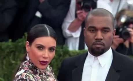 Kim Kardashian and Kanye West: Engaged!