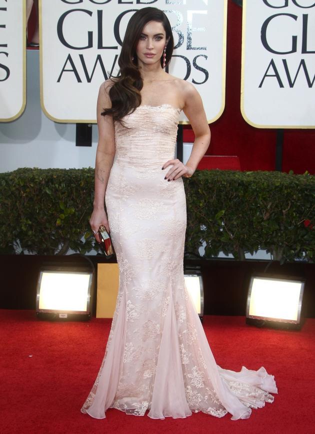 Megan Fox at the 2013 Golden Globes