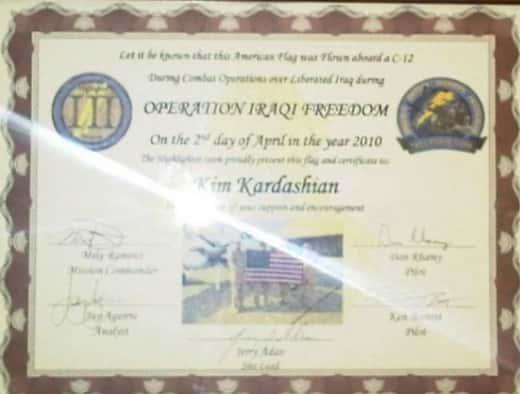 Honoring Kim