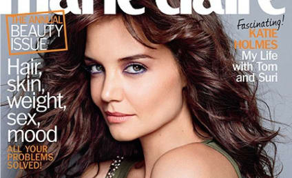 Katie Holmes: I Live an Amazing Life!