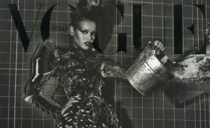 Rihanna: Kind of Terrifying in Vogue