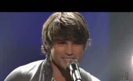 Justin Gaston, Nashville Star