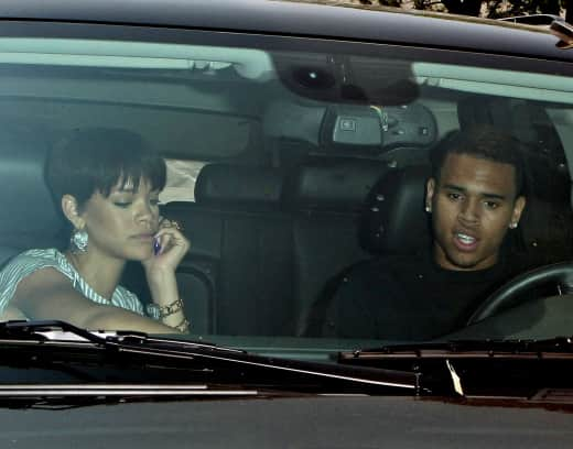 Rihanna and Abusive Boyfriend