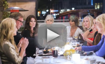 The Real Housewives of Beverly Hills Season 5 Episode 16 Recap: Lisa Rinna Tries to THROTTLE Kim Richards!