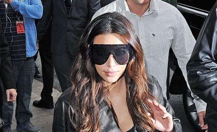 ENORMOUS Kim Kardashian Sunglasses: Awesome or Ugly?