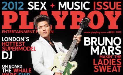 Bruno Mars Playboy Cover: WTH?!