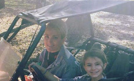 Jamie Lynn with Daughter