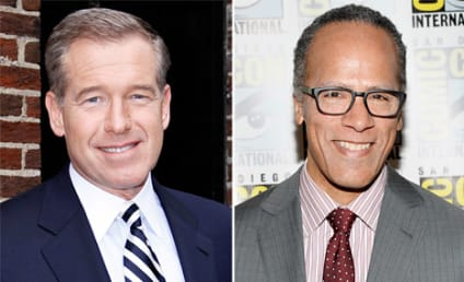 Brian Williams Apologizes, Gets Demoted to MSNBC
