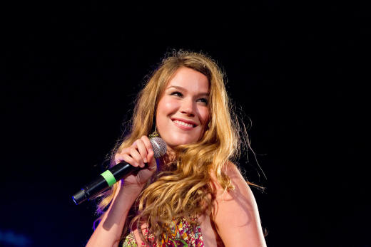 Joss Stone on Stage