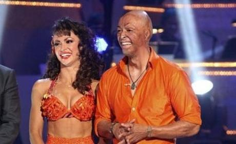 Who will win Dancing With the Stars of the three finalists?