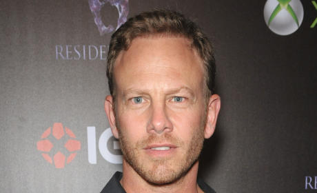 Would you sleep with Ian Ziering?