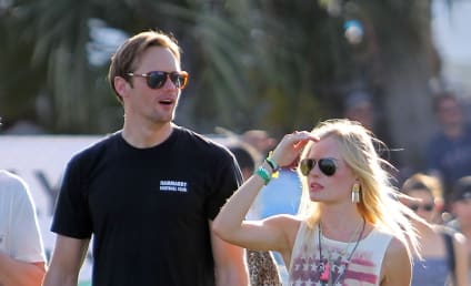 Alexander Skarsgard and Kate Bosworth: It's Been Over!