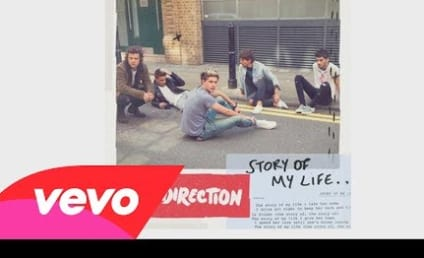 """One Direction Tells Fans """"Story of My Life"""""""