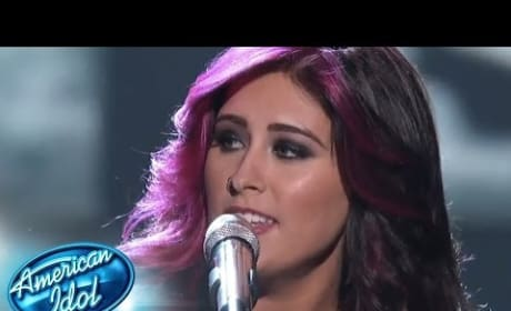 "Jessica Meuse - ""Pumped Up Kicks"""